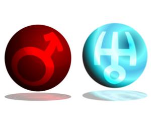 「火星」と「天王星」のアスペクト!~占星術的な意味~