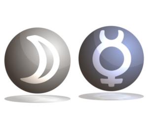 「月」と「水星」のアスペクト!~占星術的な意味~