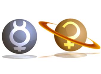 「水星」と「土星」のアスペクト!~占星術的な意味~