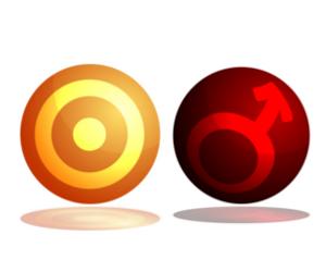 「太陽」と「火星」のアスペクト!~占星術的な意味~