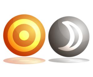 「太陽」と「月」のアスペクト~占星術的な意味~