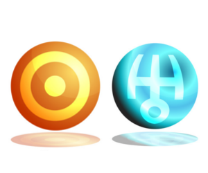 「太陽」と「天王星」のアスペクト~占星術的な意味~