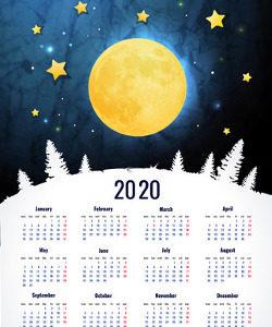 気持ちの浮き沈みは「月」が原因!?「ムーン・ダイアリー」で、月のアスペクトを知ろう!