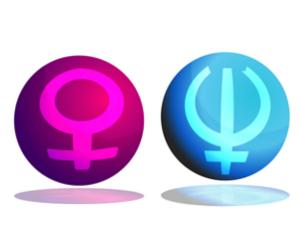 「金星」と「海王星」のアスペクト!~占星術的な意味~