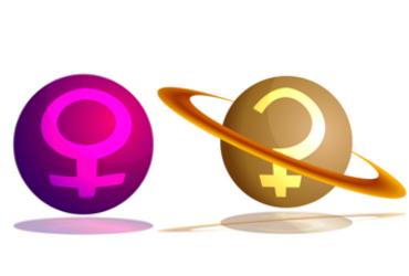「金星」と「土星」のアスペクト(角度)!~占星術的な意味~