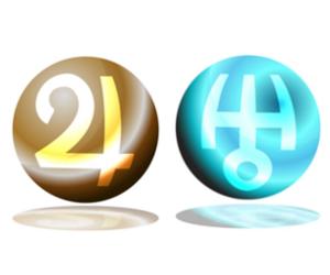 「木星」と「天王星」のアスペクト(角度)!~占星術的な意味~
