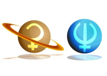 「土星」と「海王星」のアスペクト(角度)!~占星術的な意味~