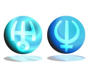 「天王星」と「海王星」のアスペクト(角度)!~占星術的な意味~