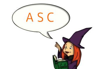 占星術のアセンダント(ASC)でわかる「本来の性格(自分らしさ)」